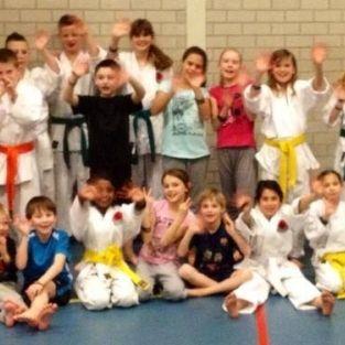 Karate Sjors Sportief 2014