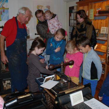 Drukkersmuseum Wouw