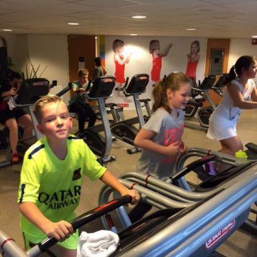 Fitness voor de jeugd