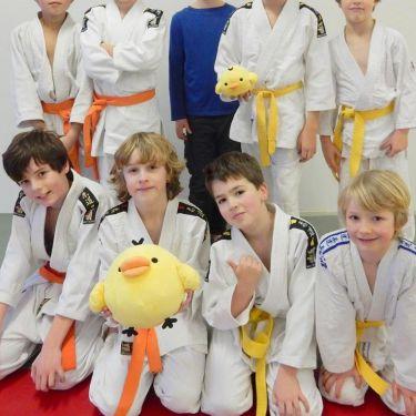 Yawara Judo Zeist