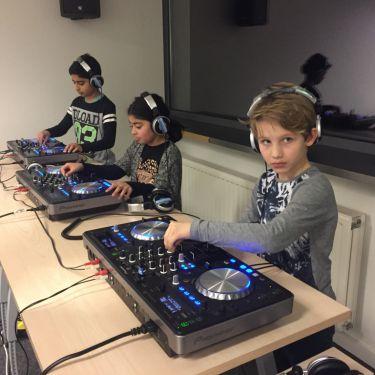 DJ Introductie 2017