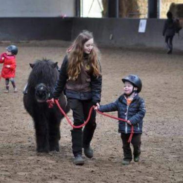 Paardrijden voor alle leeftijden