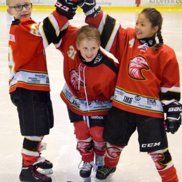 IJshockeyvereniging Red Eagles
