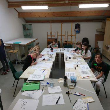 Atelier de Kunsthut