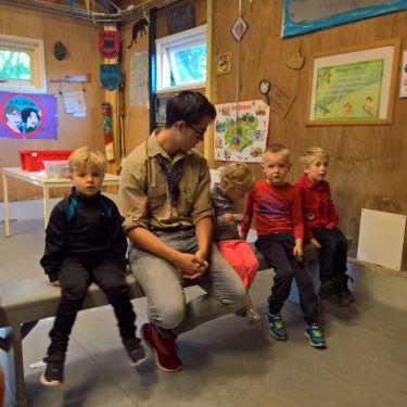 Scouting Fridtjof Nansen Sjors Creatief 2017