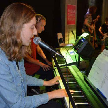 Impressie Muziekschool Nijkerk