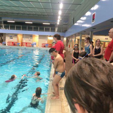 paaszwemmen bij Ik zwem beter