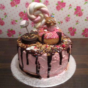 Drip Cake Ouder Kind workshop Chocolate Dreams