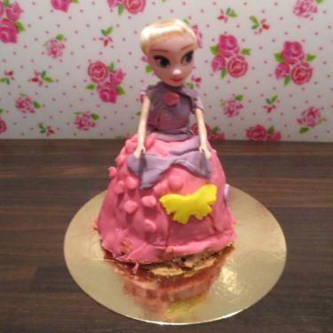 Barbie Taartje