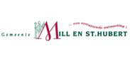 Logo Mill en Sint Hubert