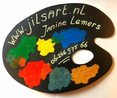 Logo JIL's  Art / Janine Lamers