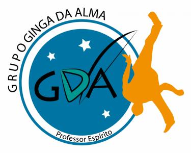 Logo Grupo Ginga da Alma