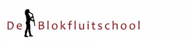 Logo De Blokfluitschool