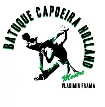 Logo Batuque Capoeira