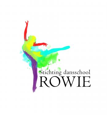 Logo Stichting dansschool Rowie