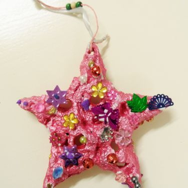 Glamorous Christmas Star by MoAi!