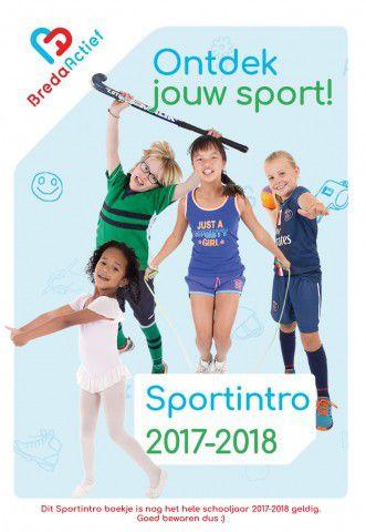 Sportintro Schooljaar 2017 - 2018