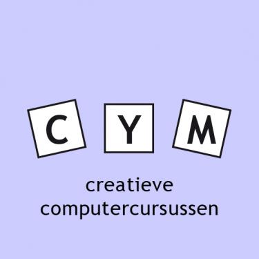 Logo CYM creatieve computercursussen