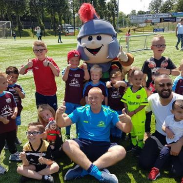 Open dag FC Dreumes peutervoetbal 2019