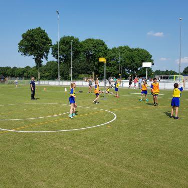 Schoolkorfbal toernooi 2019