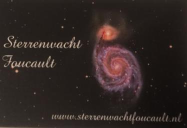 Logo Sterrenwacht Foucault