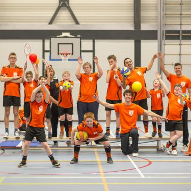 Sporten bij Friends United