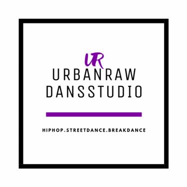 Logo URBANRAW Dansstudio