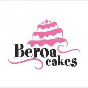 Logo beroa cakes