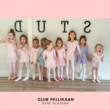 Ballet lessen bij Club Pelikaan Dansacademie