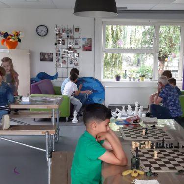 Jeugdschaak Woerden - Lessen