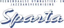 Logo Gymnastiek- en jazzdansvereniging Sparta