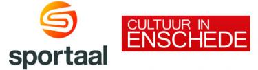 Logo Sportaal en Cultuur in Enschede