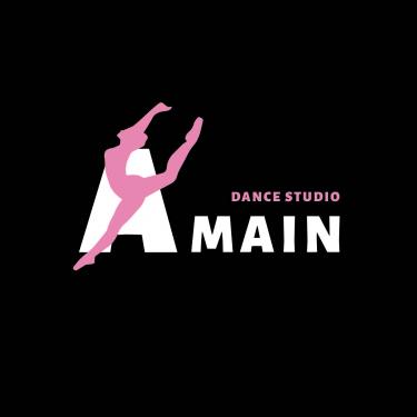 Logo Dance Studio Amain