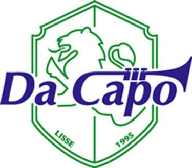 Logo Muziekvereniging Da Capo Lisse