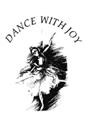"""Logo Ballet- en Dansschool """"Dance with Joy"""""""