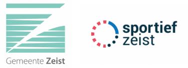 Logo gemeente Zeist en Sportief Zeist