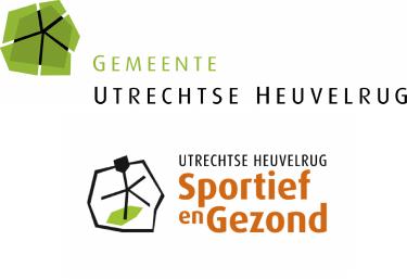 Logo Utrechtse Heuvelrug en Sportief en Gezond