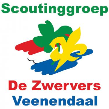 Logo Scoutinggroep De Zwervers