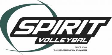 Logo Volleybalvereniging Spirit